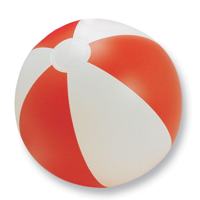 IT1627 05 Strandbal bedrukt met logo snelle levertijd
