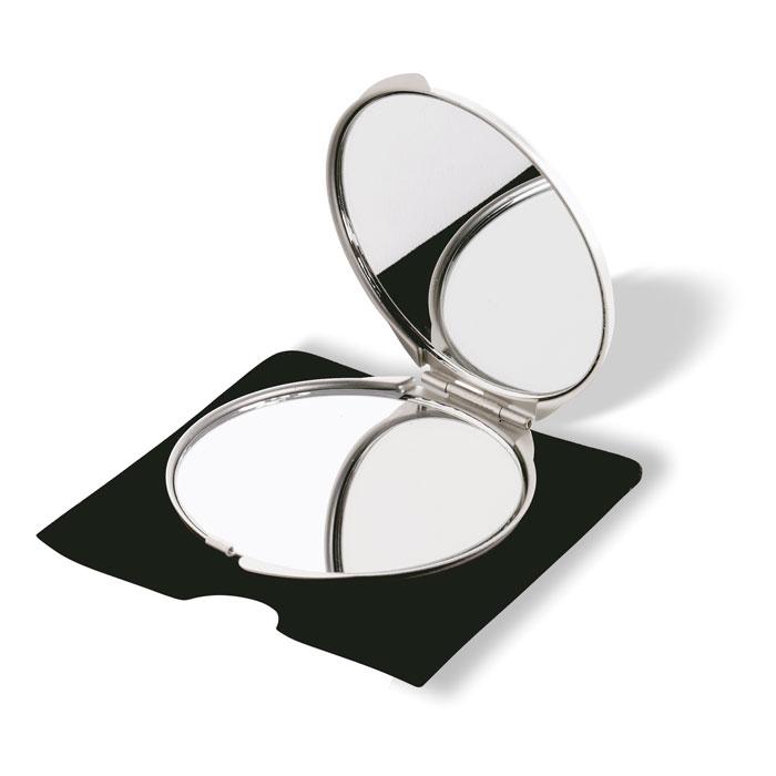 Espejo aluminio        . Regalos promocionales y reclamos publicitarios