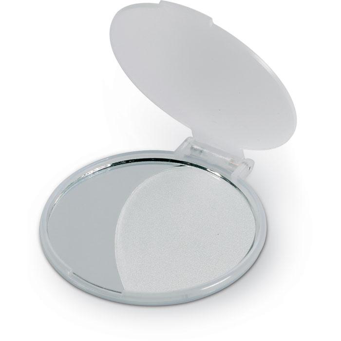 Espejo maquillaje      . Regalos promocionales y reclamos publicitarios