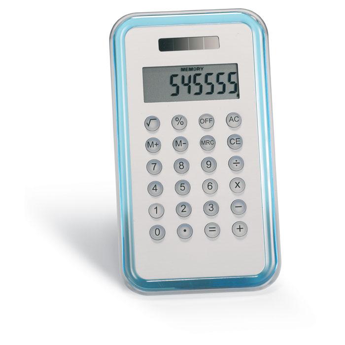 Calculadora 8 dígitos     . Regalos promocionales y reclamos publicitarios