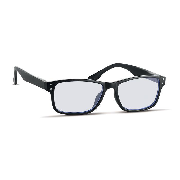 Gafas con filtro luz azul. Regalos promocionales y reclamos publicitarios
