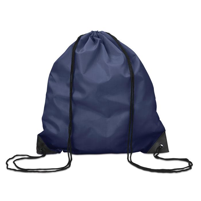 Rugzakje met koord MO7208-04 blauw