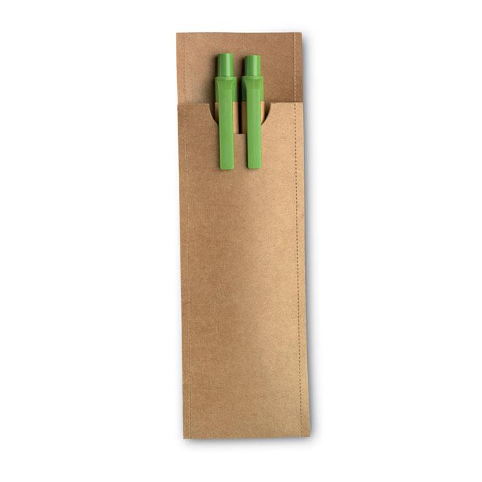 Set lápiz/ bolígrafo     . Regalos promocionales y reclamos publicitarios