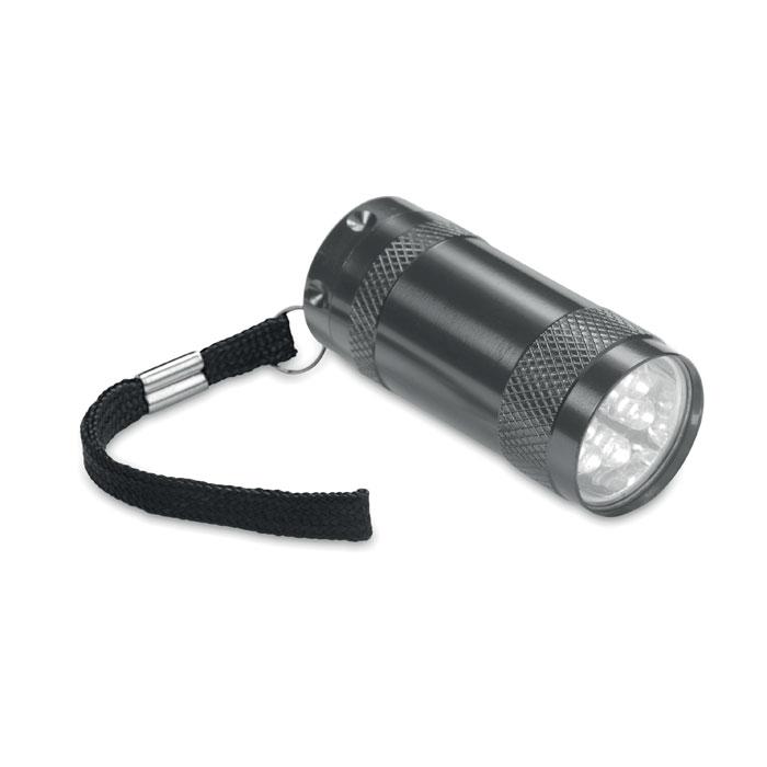 MO7680-18<br> Mini-lanterna aluminiu+lanyard