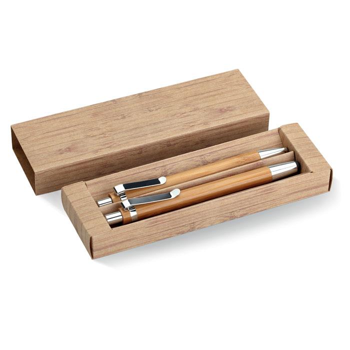 Set bolígrafo/ lápiz     . Regalos promocionales y reclamos publicitarios