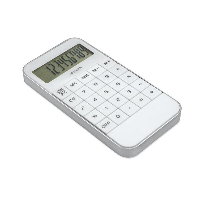 Calculadora                  . Regalos promocionales y reclamos publicitarios