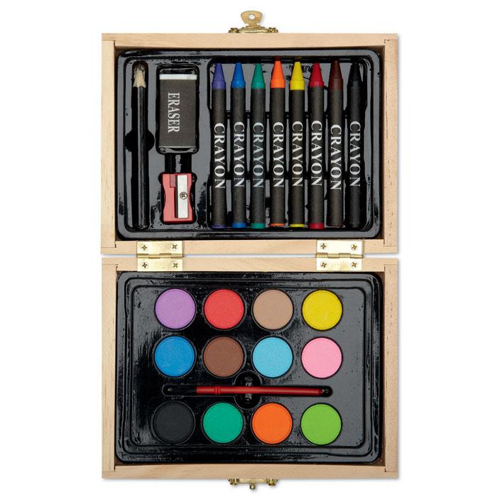 MO8249-40<br> Set compact pentru pictura