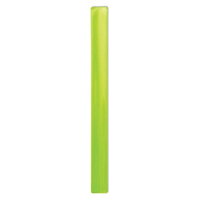 Reflecterende armband MO8282-08 geel