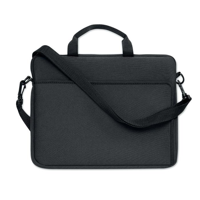 Laptophoes MO8331-03 zwart