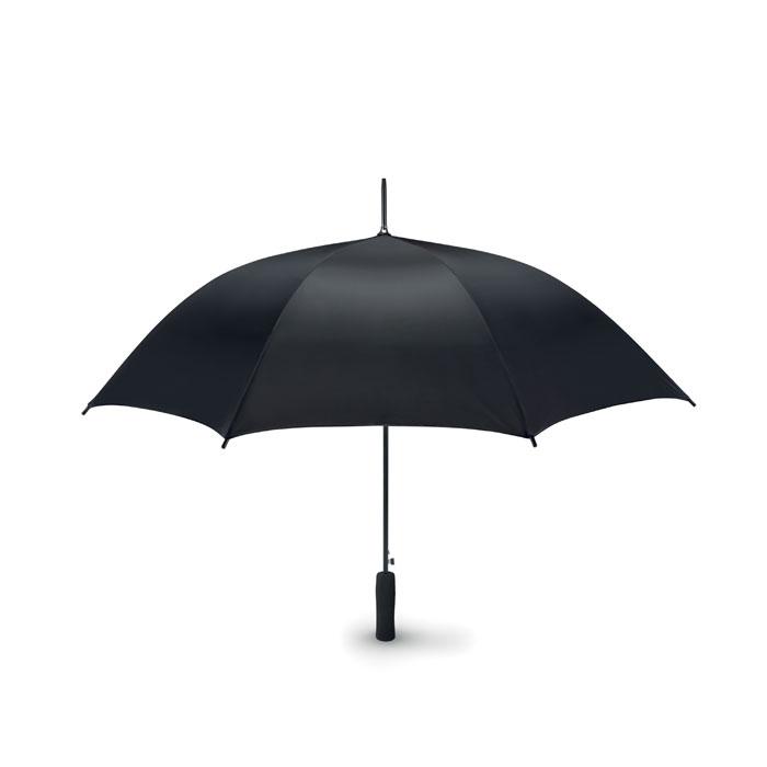 Paraguas unicolor antiviento 2. Regalos promocionales y reclamos publicitarios