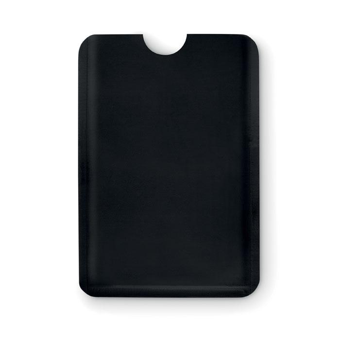 Protector tarjetas RFID   . Regalos promocionales y reclamos publicitarios