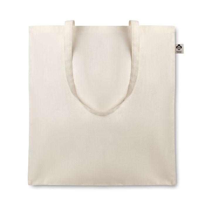 Bolsa algodón orgánico. Regalos promocionales y reclamos publicitarios