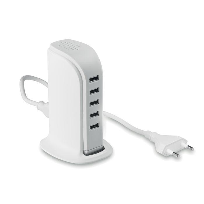 Multi porta USB              . Regalos promocionales y reclamos publicitarios
