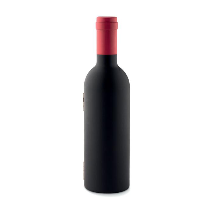 Set vino botella          . Regalos promocionales y reclamos publicitarios