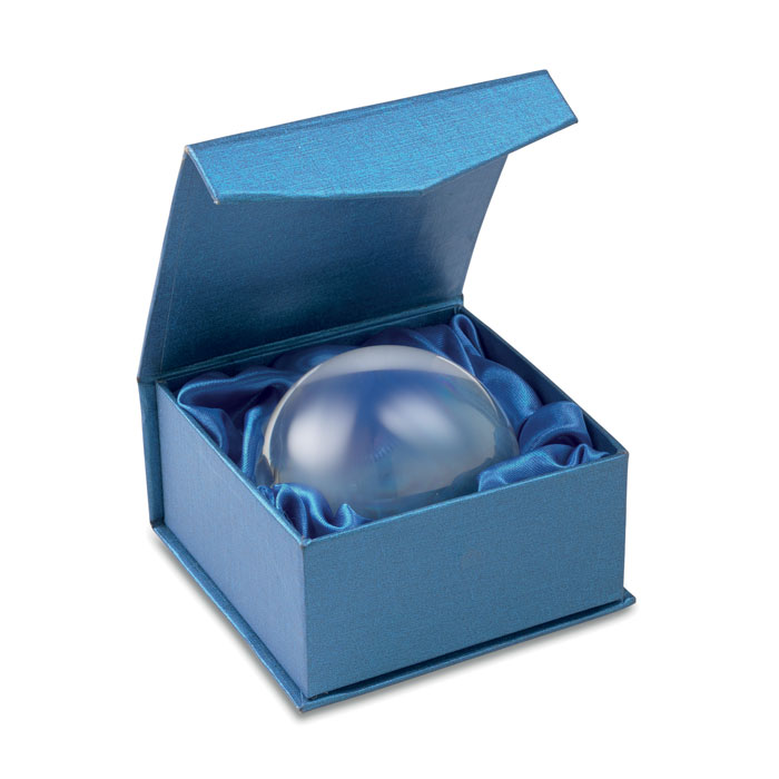 Pisapapeles bola cristal   . Regalos promocionales y reclamos publicitarios