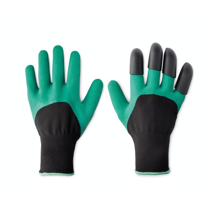 Set guantes jardinería. Regalos promocionales y reclamos publicitarios