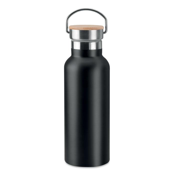 Botella doble capa 500mL. Regalos promocionales y reclamos publicitarios