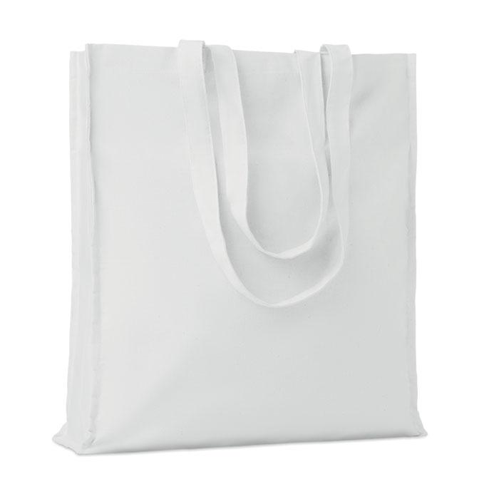 Bolsa algodón. Regalos promocionales y reclamos publicitarios