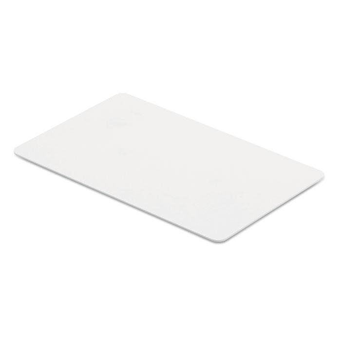 Tarjeta RFID                 . Regalos promocionales y reclamos publicitarios