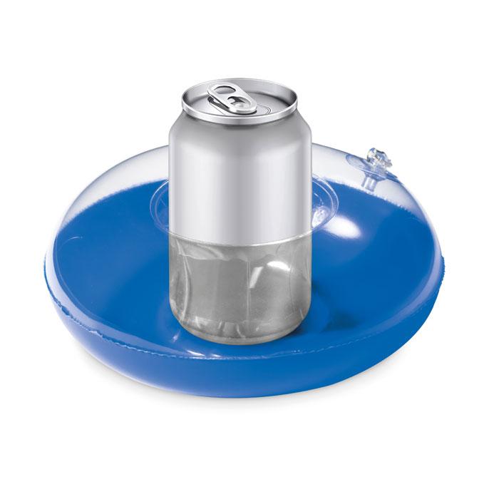Porta latas inflable         . Regalos promocionales y reclamos publicitarios
