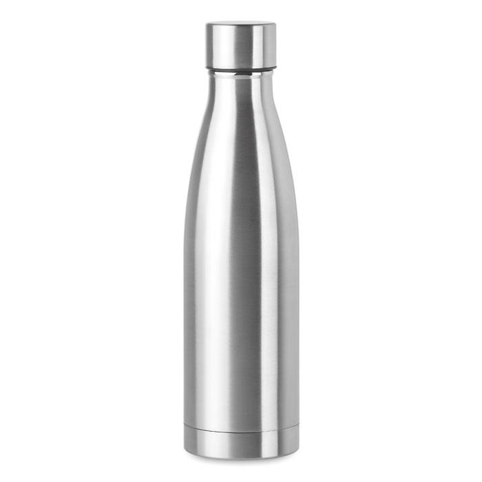 Botella doble capa. Regalos promocionales y reclamos publicitarios