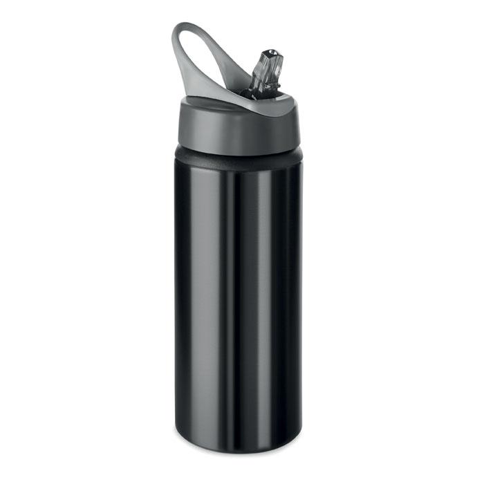 Botella aluminio. Regalos promocionales y reclamos publicitarios