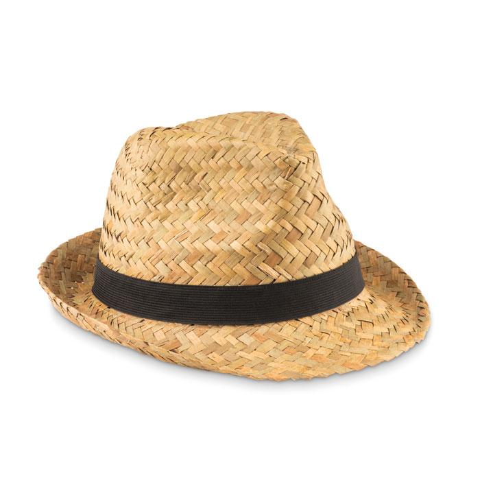 Sombrero paja natural     . Regalos promocionales y reclamos publicitarios