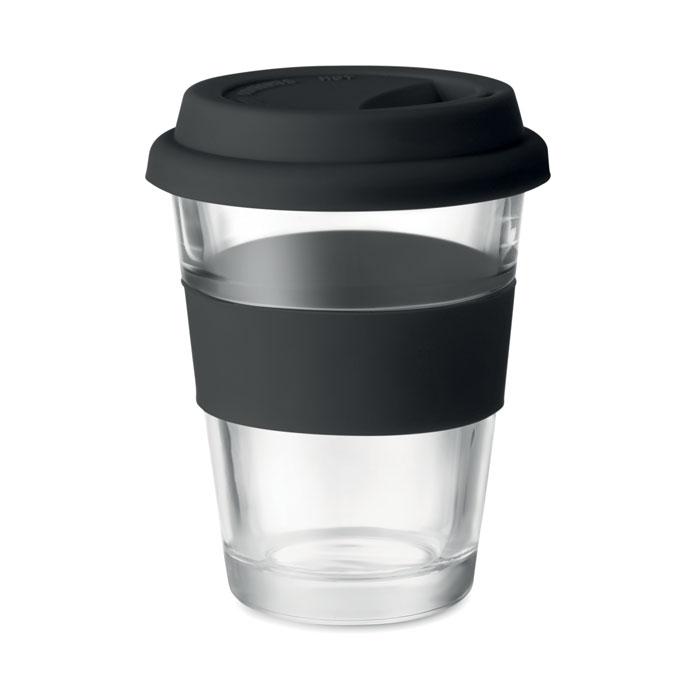 Vaso cristal. Regalos promocionales y reclamos publicitarios